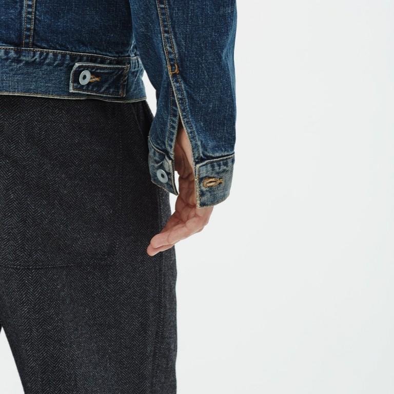Baldwin Denim - Coats and Jackets - The Aaron in Hayden Sleeve 1.19.16