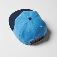 Baldwin Denim - Hats - The KC Hat Snapback Light Blue 1.19.16