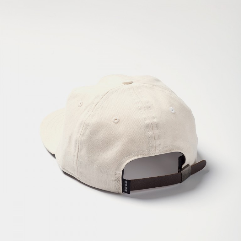 Baldwin Denim - Hats - The KC Hat Snapback Natural 1.19.16