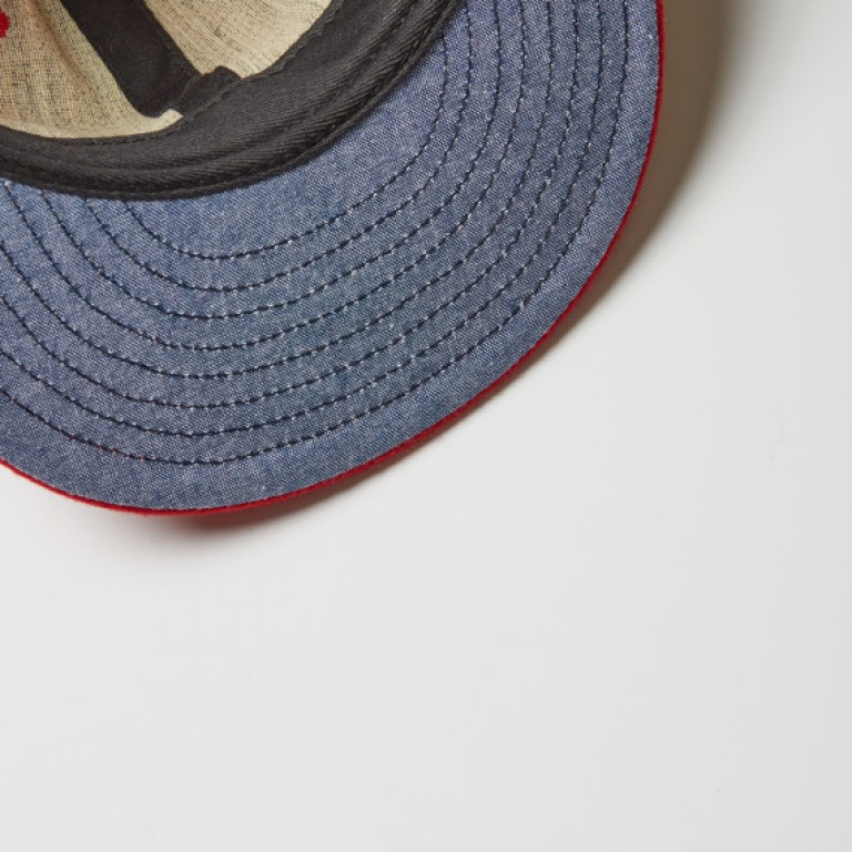 Baldwin Denim - Hats - The KC Hat Snapback Red 1.19.16