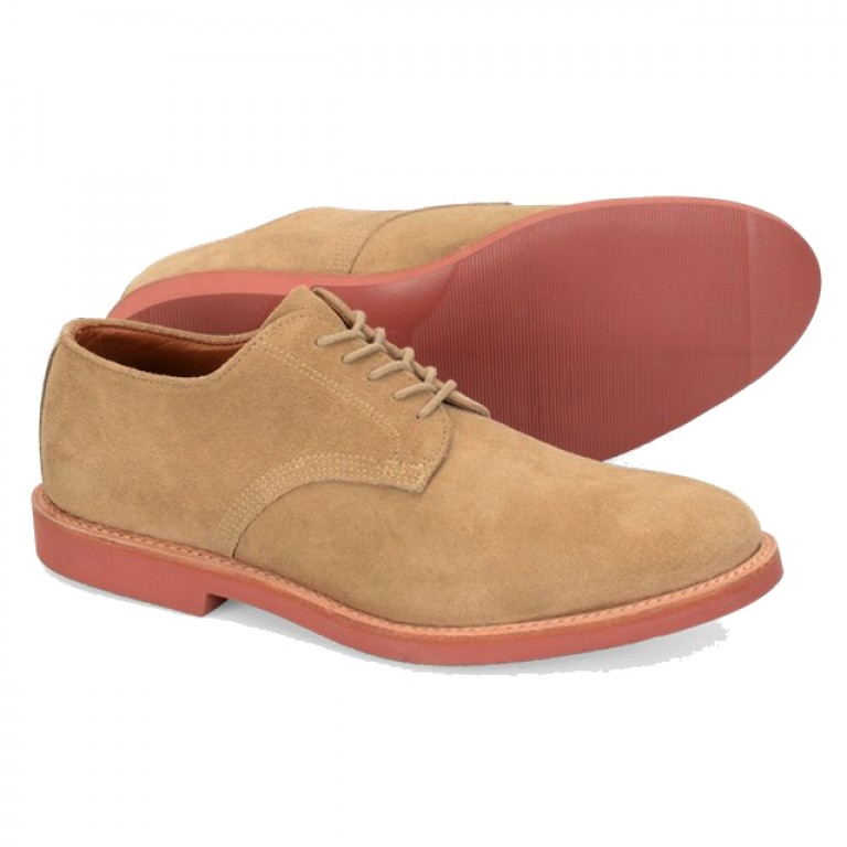 Images_Brooklyn Boot Company - Belmont Derby Tan Suede - 5.12.15
