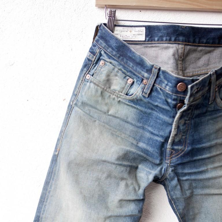 Imogene + Willie - Jeans - Barton Slim Hittner 1.23.16