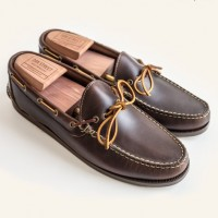 Oak Street Bootmakers - Casual Shoes - Brown Camp Moc 1.26.15
