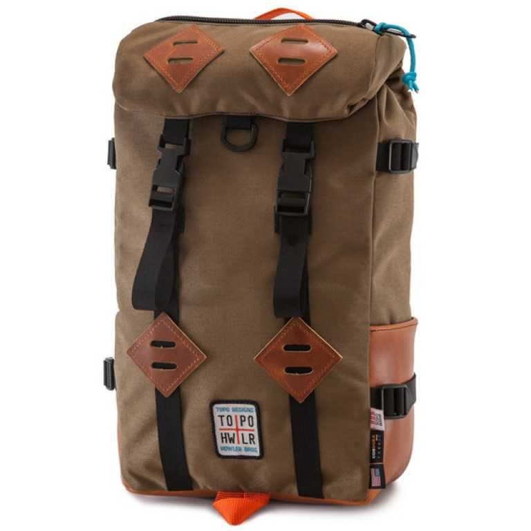 Topo Designs - Bags and Wallets - Howler Klettersack