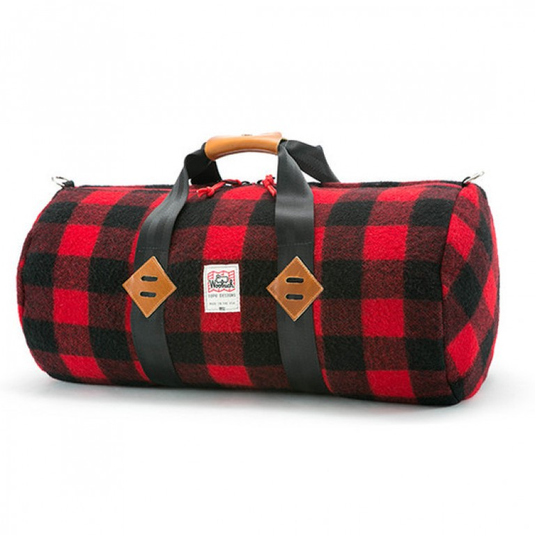 Topo Designs - Bags and Wallets - Woolrich Duffel