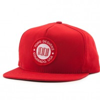 Topo Designs - Hats - Ranger Hat - Red - 5.18.15