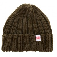 Topo Designs - Hats - Wool Beanie - Olive - 5.18.15