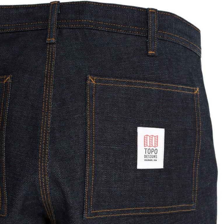 Topo Designs - Jeans - Denim Work Pant - Back Pocket - 5.18.15
