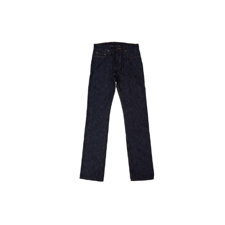 3sixteen - Jeans - SL-100xk - Straight Leg - Unsanforized Indigo Selvedge