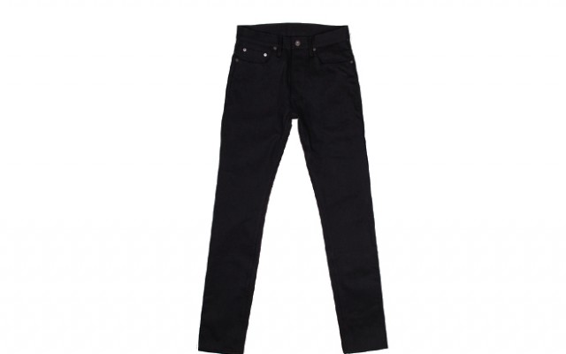 3sixteen - Jeans - ST-220X - Slim Tapered - Double Black Selvedge