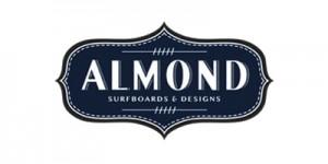 Almond Surfboards Logo Rectangle 2
