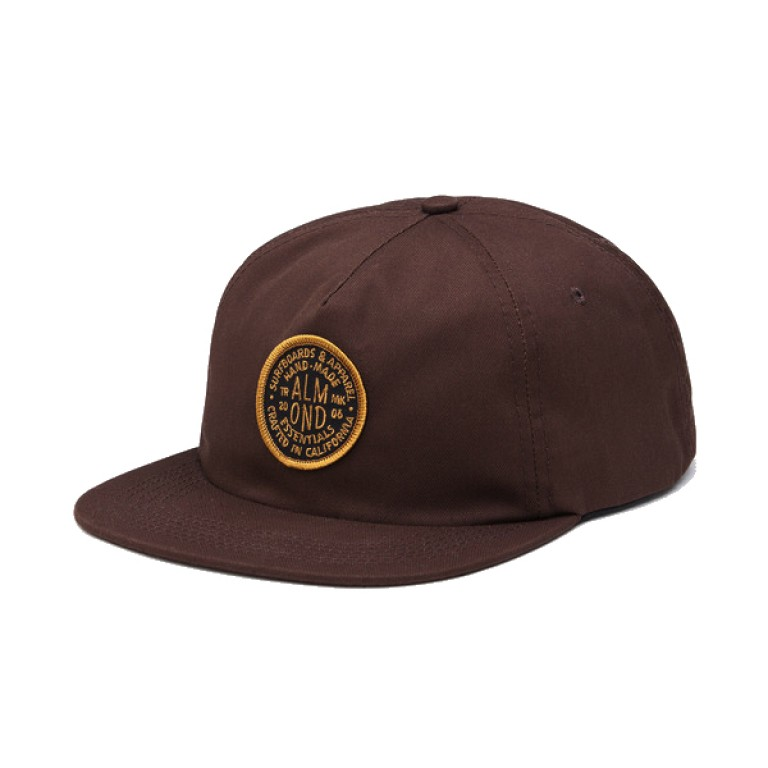 Almond Surfboards - Scarves, Hats and Gloves - The Dusk Hat Brown
