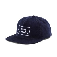 Almond Surfboards - Scarves, Hats and Gloves - Woolrich Surfing Sheep Hat Navy