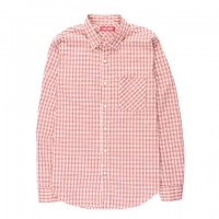 Aloha Sunday - Casual Button-Down Shirts - Reed Burnt Orange