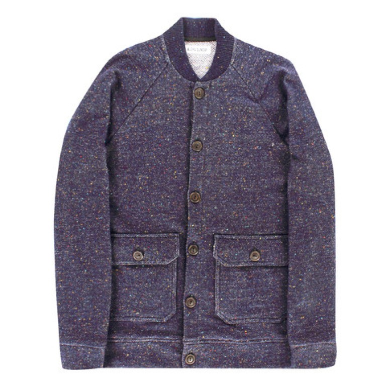Aloha Sunday - Coats and Jackets - Case Indigo