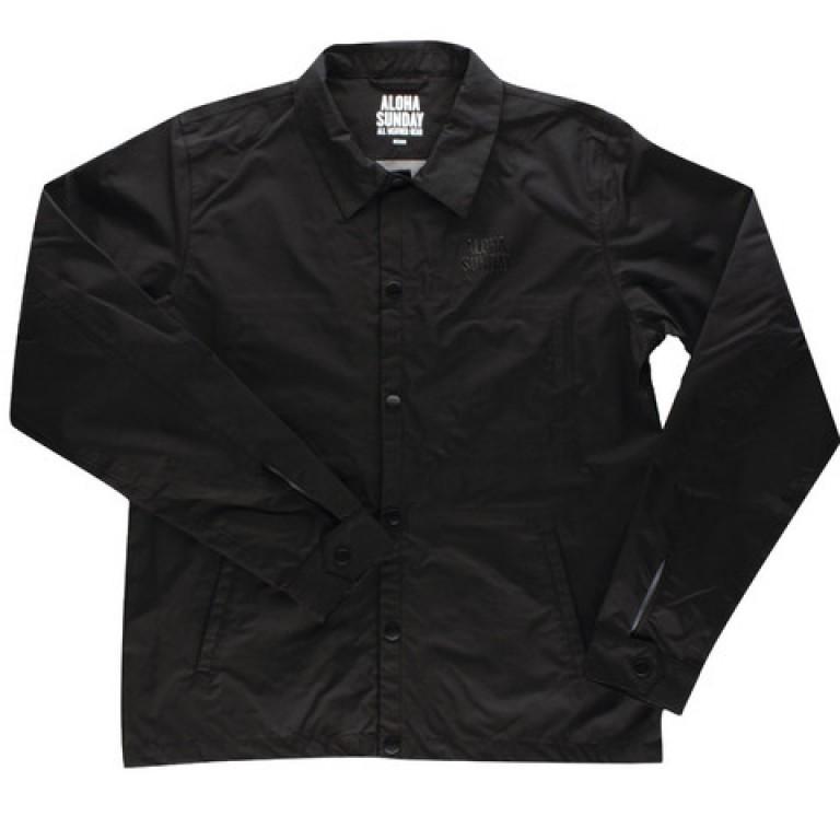 Aloha Sunday - Coats and Jackets - Hilo Black
