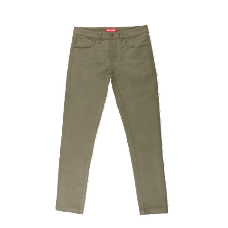 Aloha Sunday - Pants - Bedford Cord Olive
