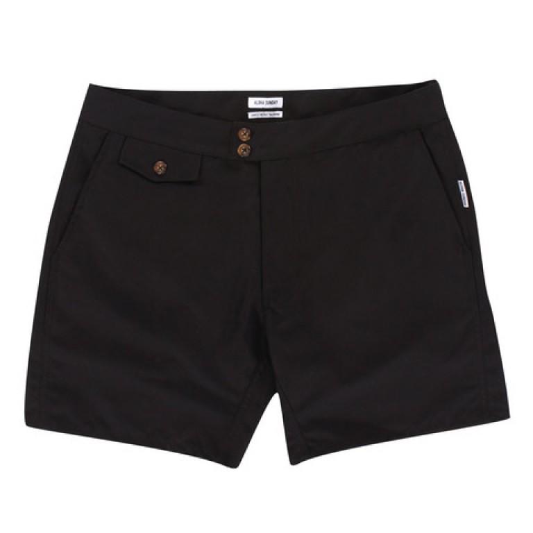 Aloha Sunday - Swimwear - Kai Swim Short Black