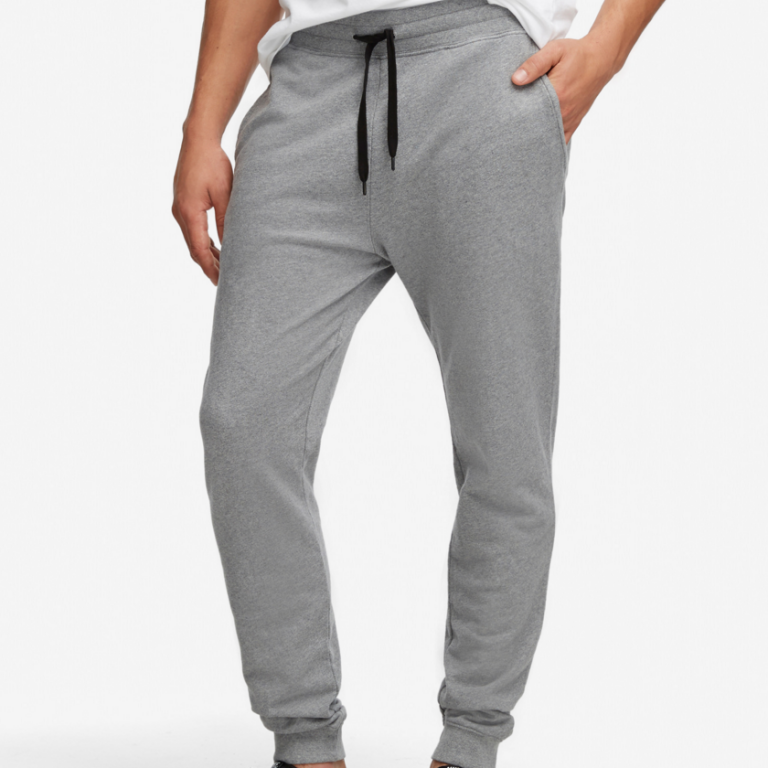 American Giant - Athletic - Track Pant Heather Grey
