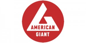 American Giant Logo Rectangle