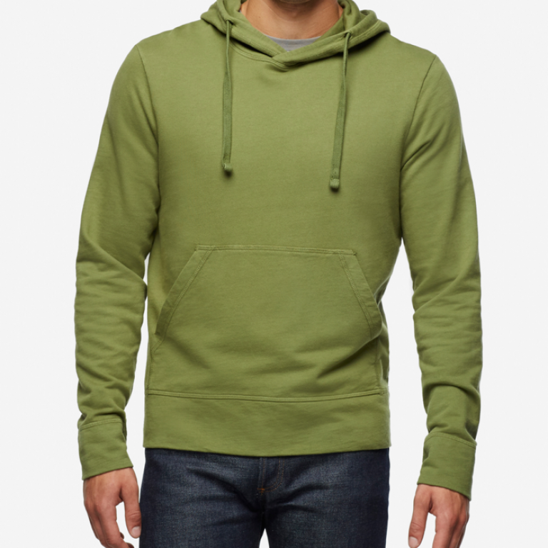 American Giant - Sweatshirts - Essential Pullover Army