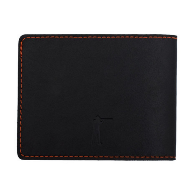 Ball and Buck - Bags and Wallets - The-Bi-Fold-Wallet-Black