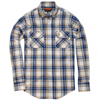 Ball and Buck - Casual Button Down Shirts - The-Anglers-Shirt-Bluegill-PLaid