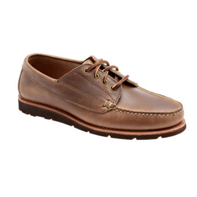 Ball and Buck - Casual Shoes - The-Baxter-Ranger-Moc-Natural-1