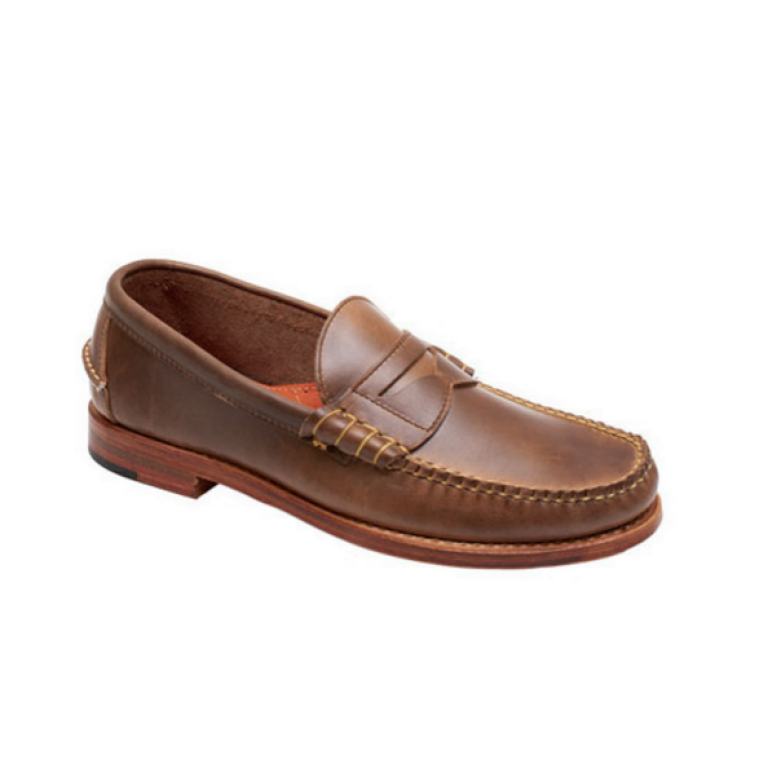 Ball and Buck - Casual Shoes - The-Loafer-Natural-2