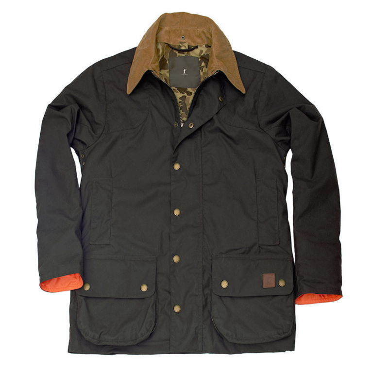 Ball and Buck - Coats and Jackets -The-Upland-Jacket-Chocolate