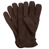 Ball and Buck - Gloves - Deeskin-Leather-Gloves-Pile-Lined-Brown