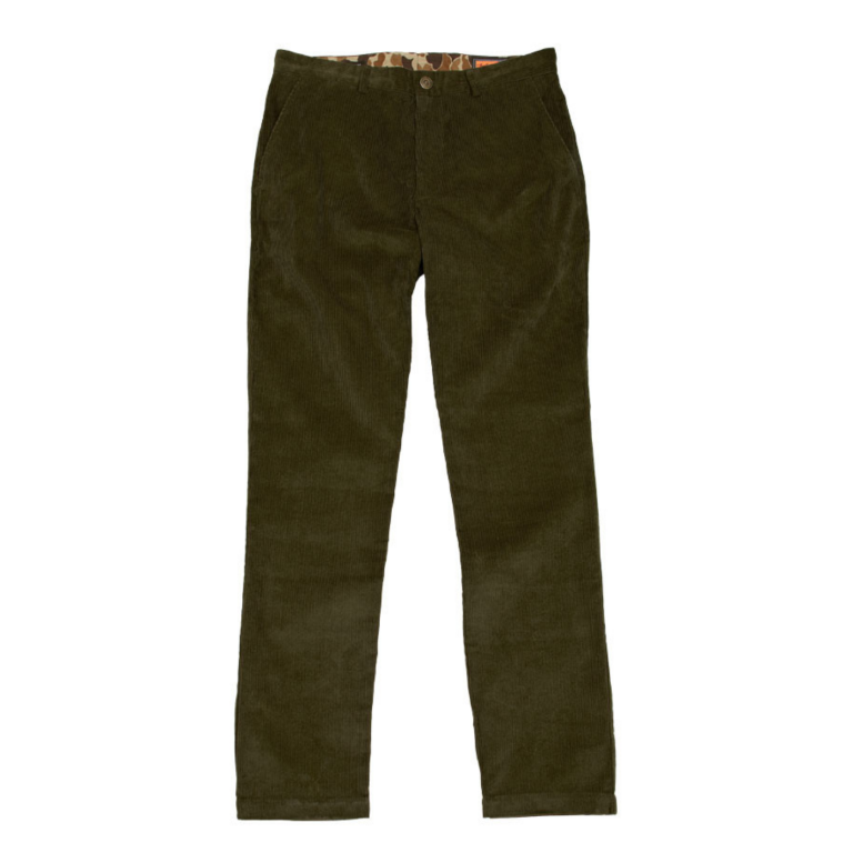 Ball and Buck - Pants -The-6-Point-Duck-Corduroy-Pant-Olive