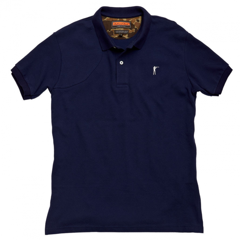 Ball and Buck - Polos - The-Polo-Navy