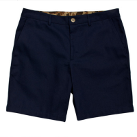 Ball and Buck - Shorts -The-6-Point-Duck-Cotton-Short-Navy
