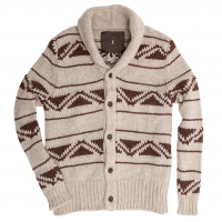 Ball and Buck - Sweaters -The-Cardigan-Jacquard