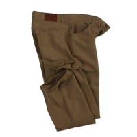 Bills Khakis - Jeans - Weathered Canvas Jean Tobacco