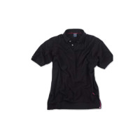 Bills Khakis - Polos - Supima Pique Polo Black