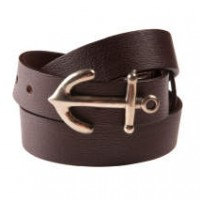 Bills Khakis_Categories_Belts and Suspenders_Images_Anchor Belt Brown 4.26.15