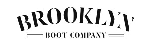 Brooklyn Boot Company Logo Rectangle