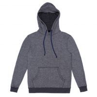 Goodlife - Sweatshirts - Flecked Terry Pullover Hoody Black