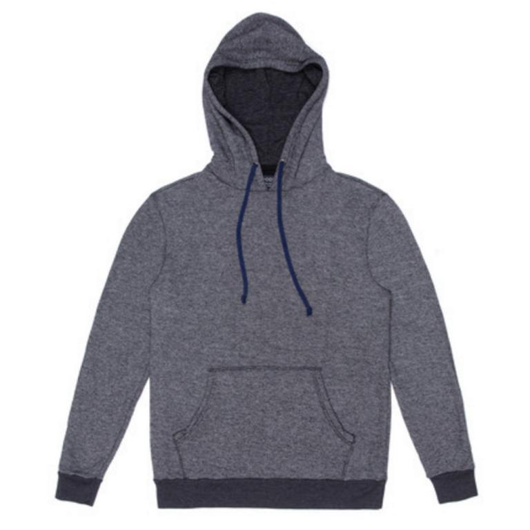 Goodlife - Sweatshirts - Flecked Terry Pullover Hoody Black