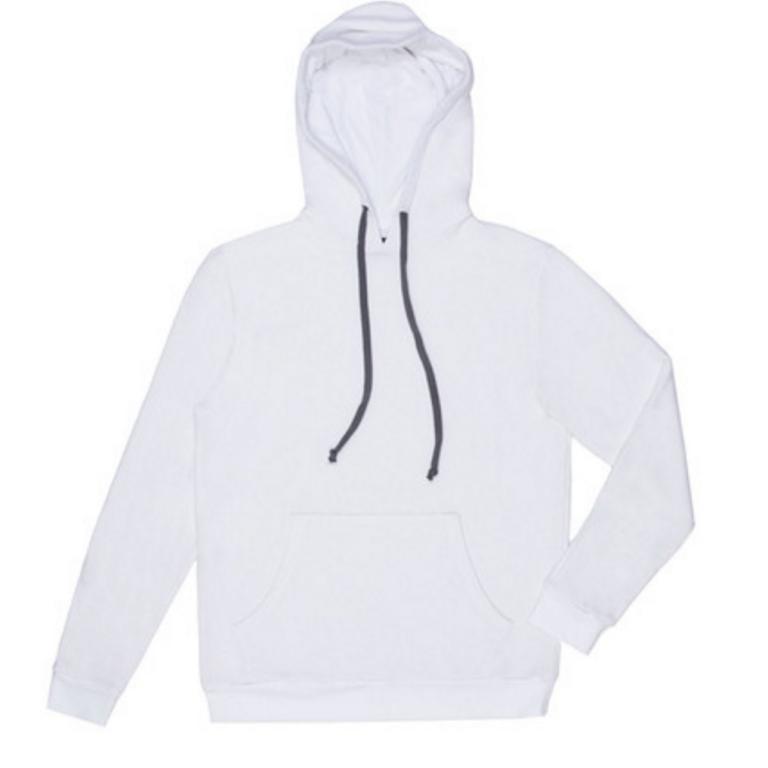 Goodlife - Sweatshirts - Flecked Terry Pullover Hoody White