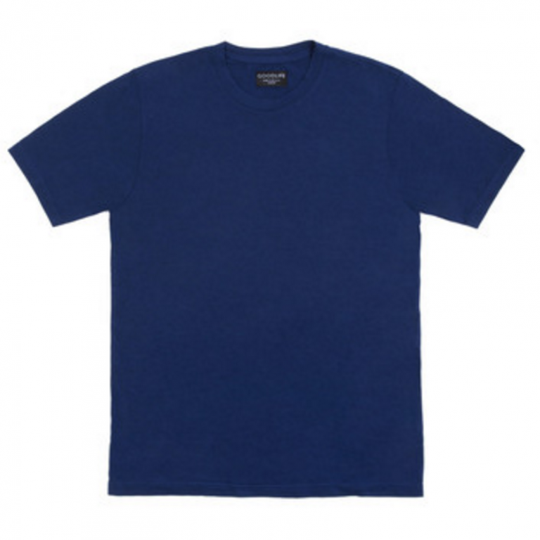Goodlife - T-Shirts - Core Crewneck T-Shirt Navy