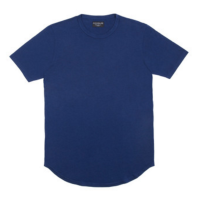 Goodlife - T-Shirts - Core Scallop T-Shirt Navy
