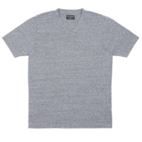 Goodlife - T-Shirts - Core Vneck T-Shirt Heather Grey