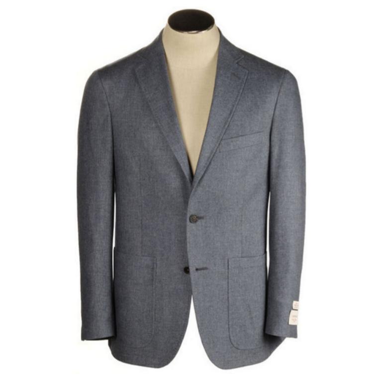 Hardwick - Suits and Sportcoats - Neo Denim Soft Coat