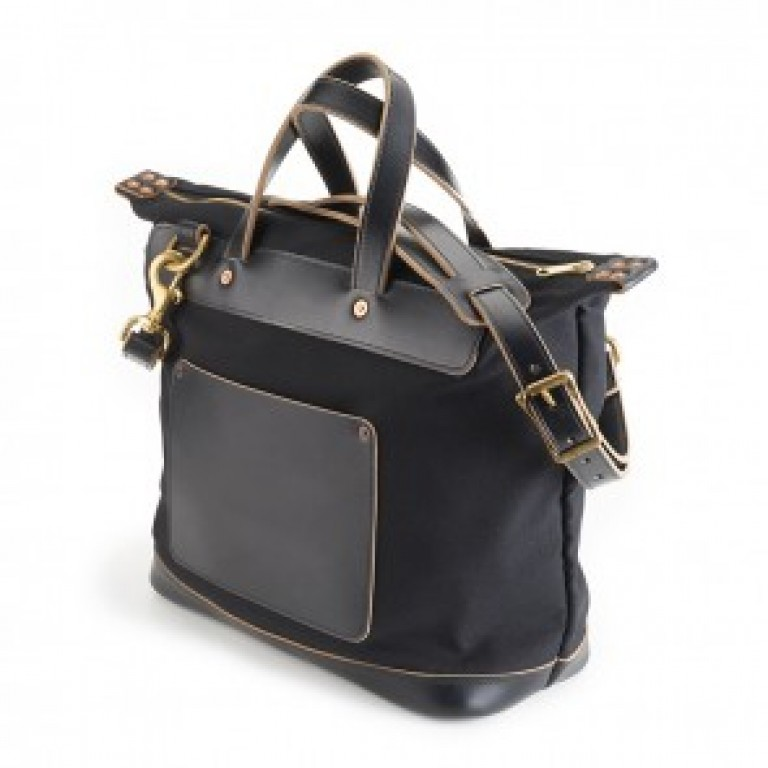 rancourt and company black day bag