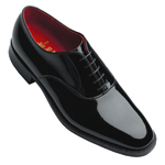 alden formal plain toe shoe
