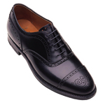 alden medallion tip balanced oxford