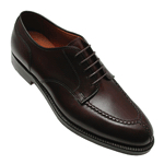 alden norwegian front blucher shoe